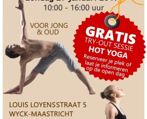 open dag hot yoga studio