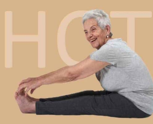 65-plus yoga - Lively Yoga Maastricht